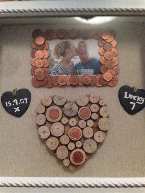 7th wedding anniversary gift to my husband x 7 years is