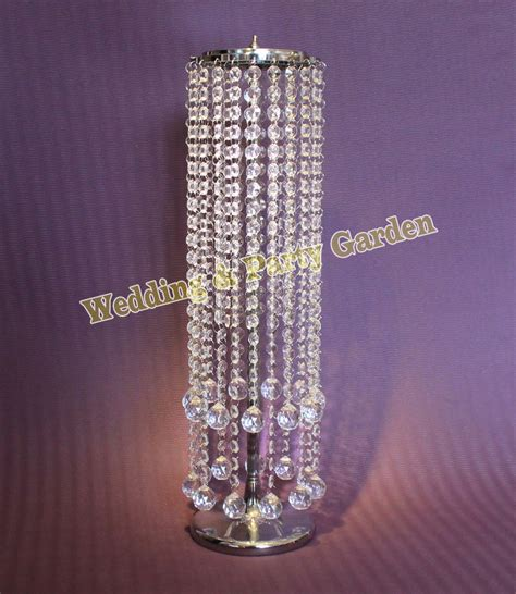 Free Shipping Crystal Table Top Chandelier Wedding Table Table Chandeliers Centerpieces