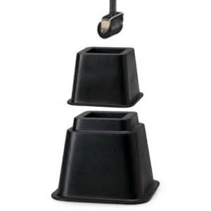 Adjustable bed risers walmart com