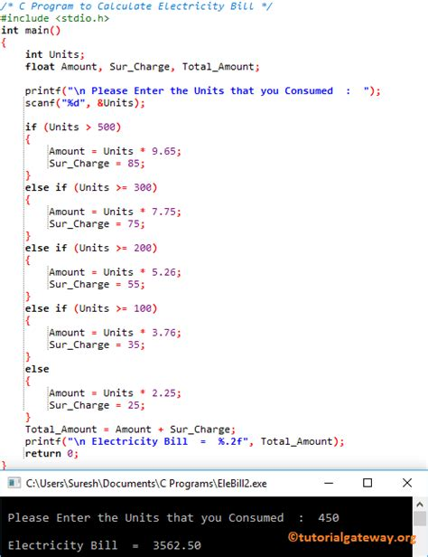 calculate electricity bill javascript array all true phpsourcecode net