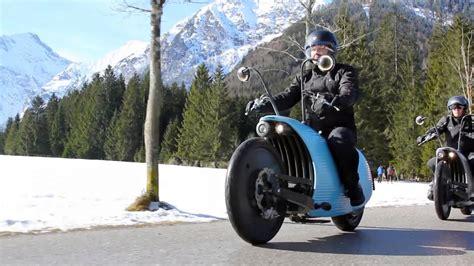Elektromotorrad Johammer by Johammer J1 Spa 223 Auf Schnee