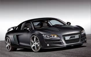 types of cars audi r8
