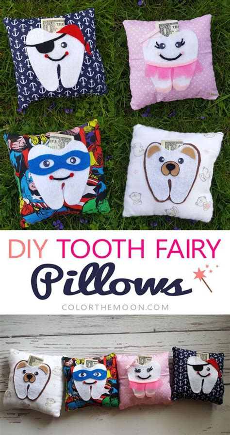 Wonderful Diy Tooth Pillow by Diy Tooth Pillows Tooth Pillow Tooth