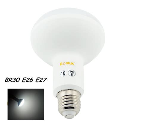 Led 15w Br30 Dimmable Recessed Light Bulb E26 E27 Ac85 Led Recessed Lighting Bulbs