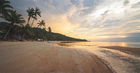 visit ko pha ngan thailand worldatlascom