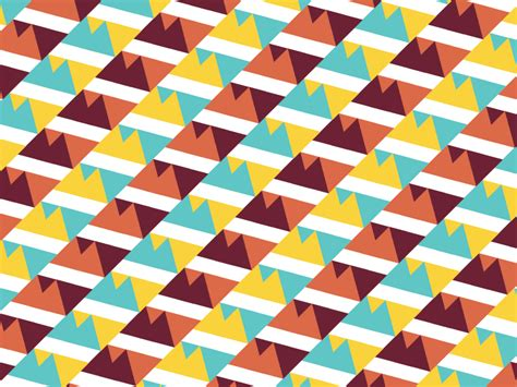 shape up pattern shape shifter pattern by jonathan howell dribbble