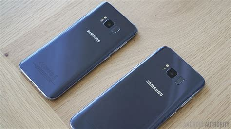 Samsung S8 Black Gold Orchid Grey samsung galaxy s8 pre order numbers in us were 30 percent s7 s record