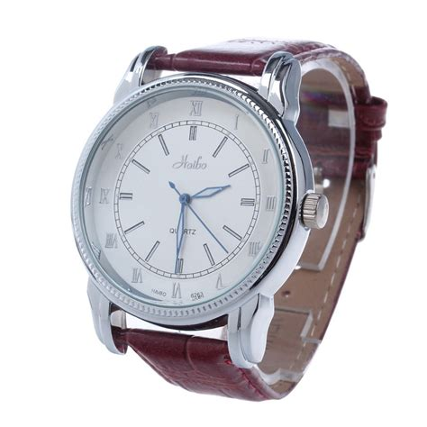 best sell branded watches winder box haibo leather