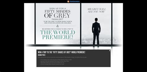 50 Shades Of Grey Giveaway - fandango fifty shades of grey sweepstakes want to attend the world premiere