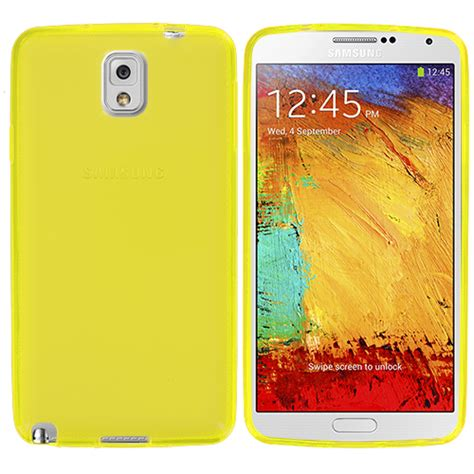 Silicon Premium Samsung Note 3 N9000 for samsung galaxy note 3 iii n9000 tpu rubber transparent