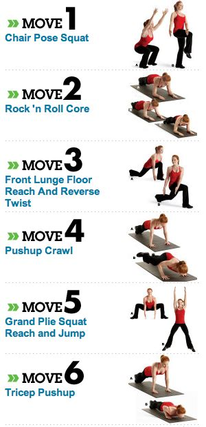 home fitness workouts without equipment