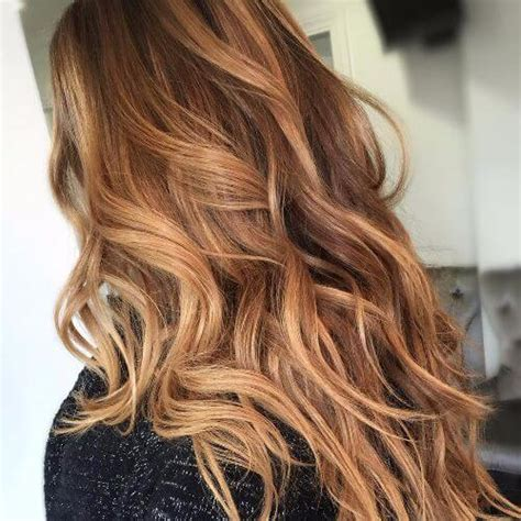 caramel colored hair 80 caramel hair color ideas for all hair types