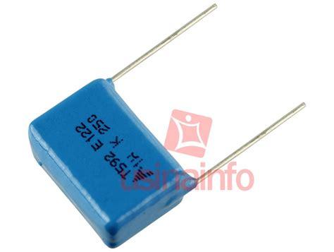 capacitor de poliester 1uf 400v capacitor de poliester 153j 28 images capacitor poliester 390nf 400v hu infinito componentes