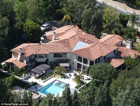 bruce jenner house kris jenner confirms husband bruce jenner has moved out but insists they still sleep