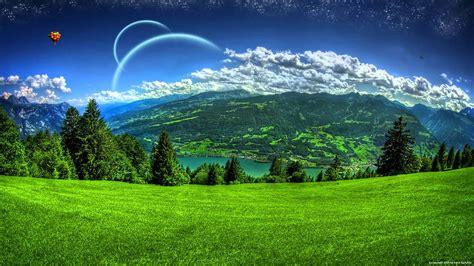 imagenes de paisajes fantasticos wallpapers paisajes fant 225 sticos y surrealistas im 225 genes