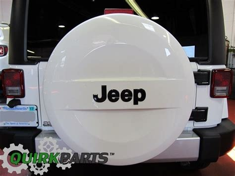 jeep beer tire cover details about 2007 2017 jeep wrangler p255 70r18 white