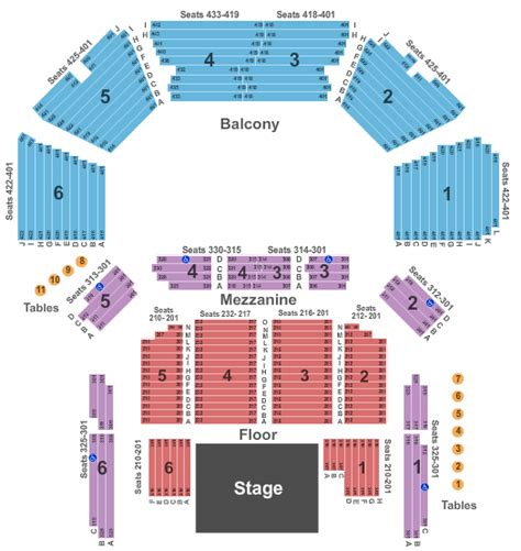 moody theater seating chart san antonio concert tickets seating chart acl live at