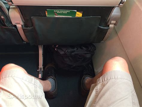 leg room frontier airlines a319 stretch seat denver to san diego sanspotter