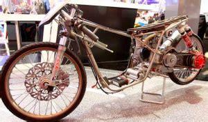 modifikasi motor drag mio contoh modifikasi terbaru