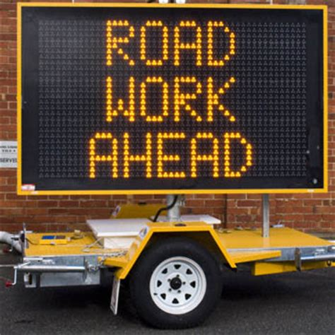 vms signs | variable message signs | led signs | hire