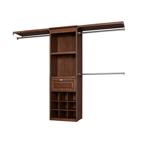 allen roth hanging closet kit system from lowes