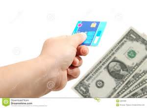 Home Design Concept Board Credit Card And Money Stock Photos Image 2491603