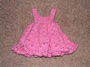 Free Crochet Baby Dresses Patterns » Ideas Home Design