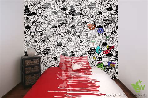 wallpaper graffiti doodle graffiti doodle colour in wallpaper ewalls