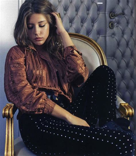 adele exarchopoulos flavor photoshoot 2013 ad 232 le