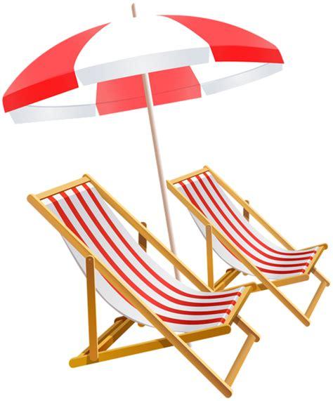 beach transparent beach umbrella and chairs png clip art image clip art b