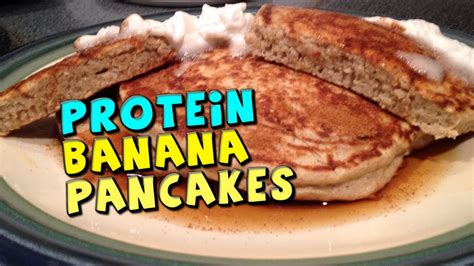 r carbohydrates for u protein banana pancakes recipe great complex carbs fiber