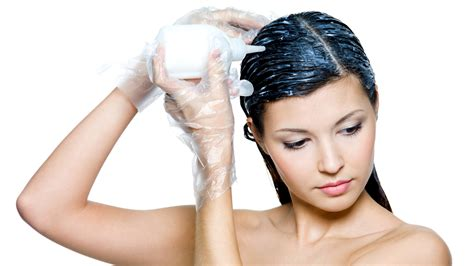dyeing hair for the time diy dying your hair glam gowns