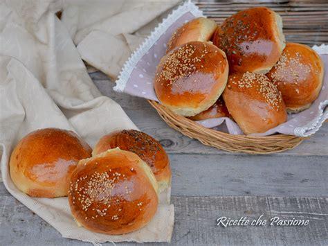 ricetta per hamburger fatti in casa panini per hamburger fatti in casa ricette passione