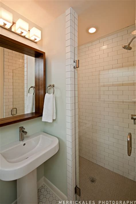 Modern Bathroom Updates Midcentury Bath Update