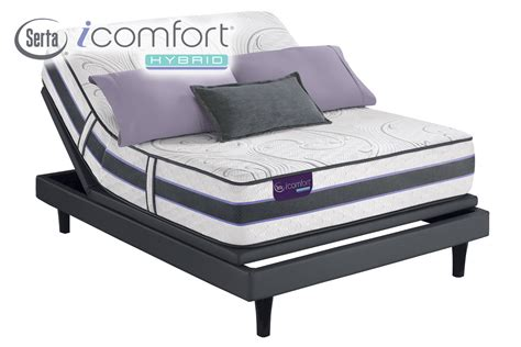 serta comfort icomfort king mattress new sleeper sofa queen mattress