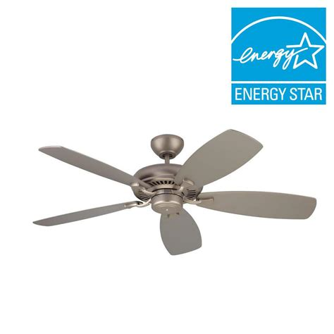 merwry ceiling fan remote home decorators collection merwry 52 in led indoor