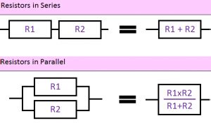 total resistance of resistors connected in parallel resistor in series and parallel 101 computing