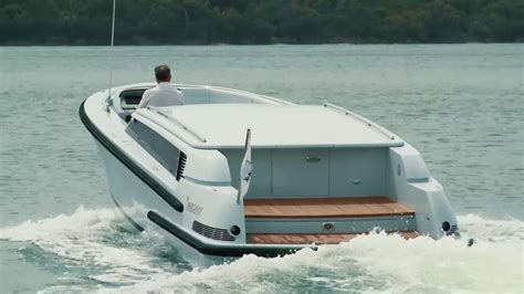 vikal boats vikal secret limousine luxury tenders super yacht