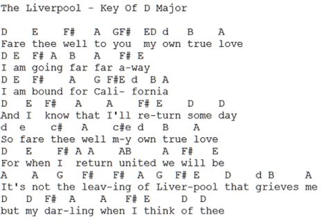 the leaving of liverpool sheet music with tin whistle