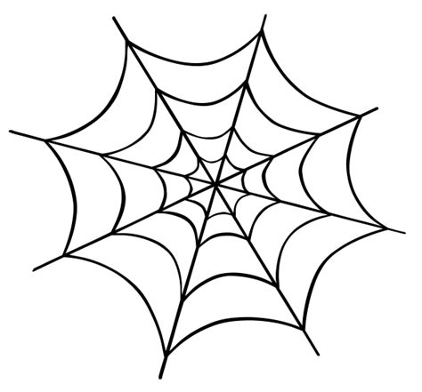 Spider web clipart 9 3 - Clipartix Free Clipart On The Web