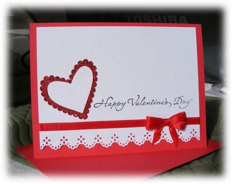 Handmade Valentines Card - 25 unique handmade valentines cards ideas on