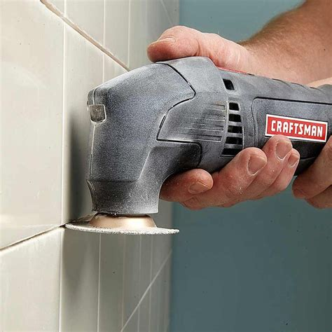 how to remove old grout from bathroom tiles 1000 ideas about grout removal tool on pinterest tile