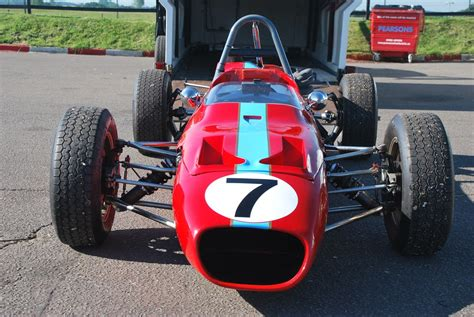 Formula Ford For Sale by Racecarsdirect Merlyn Mk20a Formula Ford 1971