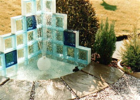 Garden Bathroom Ideas glassblocks4u glass block specialists exclusive stockist