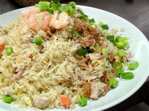 Wajan Nasi Goreng resep cara membuat nasi goreng spesial dan rumahan yang