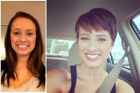 short hair before and after cool short hair styles shorthairbeauty before or after