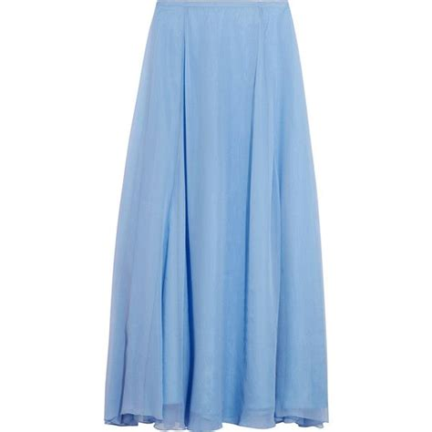 1000 ideas about blue maxi skirts on blue