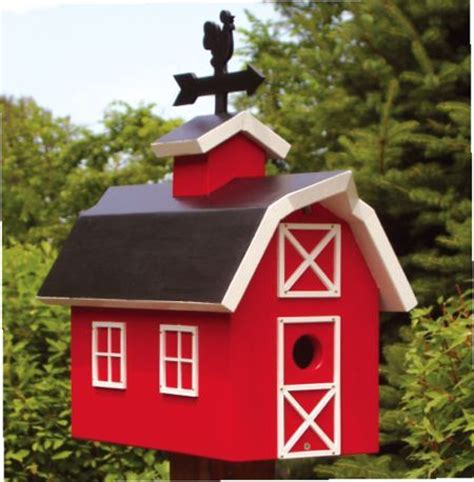 barn birdhouse woodworking plan woodworking projects & plans