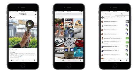 design and live instagram new instagram app gallery