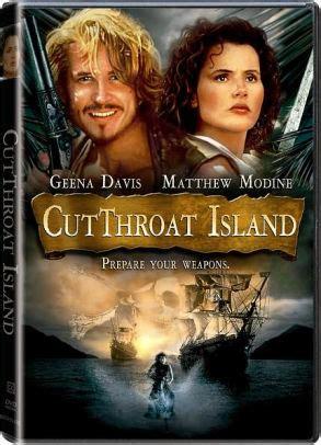 matthew modine cutthroat island cutthroat island by renny harlin geena davis matthew